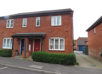 Thumbnail 3 bed property to rent in Breadels Field, Beggarwood, Basingstoke