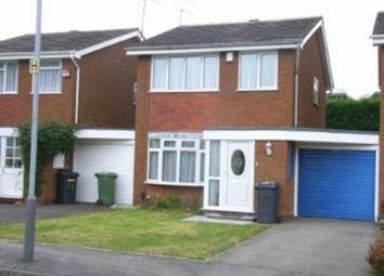 Thumbnail 3 bedroom property to rent in Kirton Grove, Tettenhall, Wolverhampton