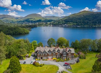 Thumbnail 3 bed flat for sale in Wansfell, Pullwoods, Ambleside