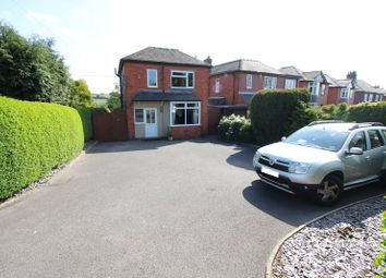Thumbnail 3 bed detached house for sale in Ash Bank Road, Werrington, Staffordshire