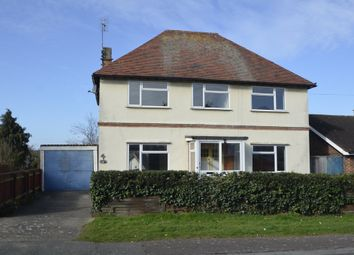 Thumbnail 3 bed detached house for sale in Riby Road, Felixstowe