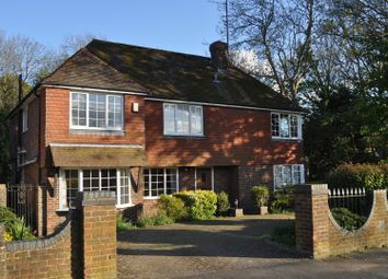 Thumbnail 5 bed detached house for sale in Woodland Avenue, Eastbourne
