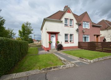 Thumbnail 2 bed semi-detached house for sale in Milrig Crescent, Galston