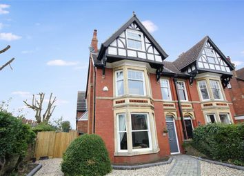Thumbnail 5 bedroom semi-detached house for sale in Westlecot Road, Old Town, Swindon