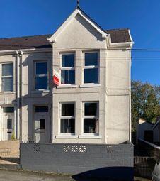 Thumbnail 3 bed semi-detached house for sale in Ardwyn Road, Upper Brynamman, Ammanford