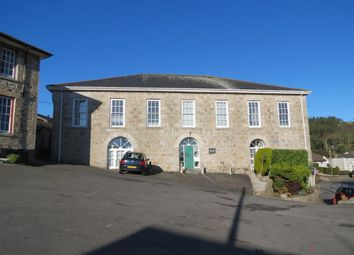 Thumbnail 2 bed flat for sale in Fore Street, St. Blazey, Par