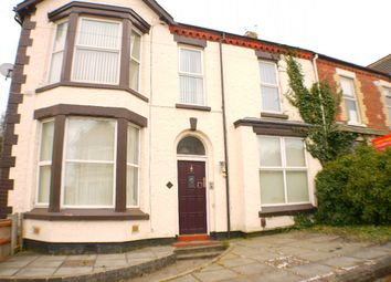 Thumbnail Studio to rent in Molineux Avenue, Liverpool