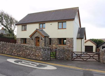 Thumbnail 6 bed detached house for sale in Priors Town, Llangennith, Swansea