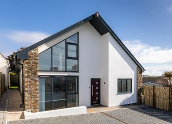 Thumbnail 3 bed detached bungalow for sale in Watergate Road, Newquay