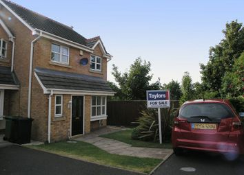 Thumbnail 3 bedroom terraced house for sale in Goldencross Way, Brierley Hill