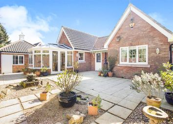 Thumbnail 3 bed detached bungalow for sale in Oakleigh Drive, Swaffham