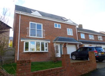 Thumbnail 5 bed detached house for sale in Churchill Close, Shotley Bridge
