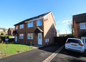 Thumbnail 4 bed property for sale in Snowdrop Mews, Exeter
