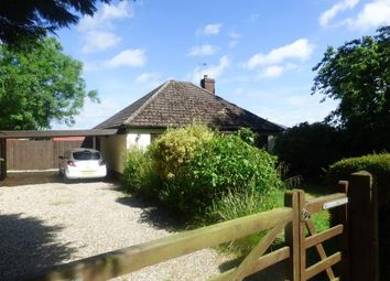 Thumbnail 2 bedroom bungalow for sale in Naughton, Ipswich, Suffolk