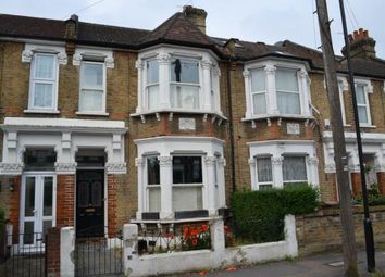 Thumbnail 3 bed terraced house to rent in Ulverston Road, Walthamstow