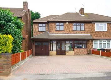 Thumbnail 4 bedroom semi-detached house for sale in Long Mill South, Wednesfield, Wolverhampton, West Midlands