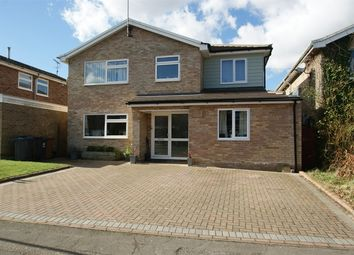 Thumbnail 6 bed detached house for sale in Willow Close, Bishop's Stortford