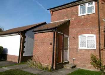Thumbnail 1 bed flat to rent in Southbrook Close, Canford Heath, Poole