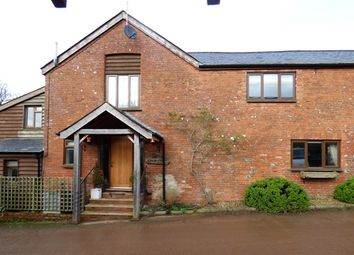 Thumbnail 4 bed barn conversion to rent in Perkins Village, Exeter