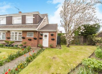 Thumbnail 3 bed end terrace house for sale in Dunlin Close, Norton, Stockton-On-Tees