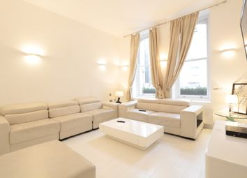 Thumbnail 4 bed flat to rent in Westbourne Gardens, London