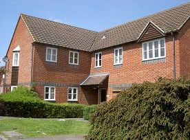 Thumbnail Flat to rent in All Saints Court, Didcot