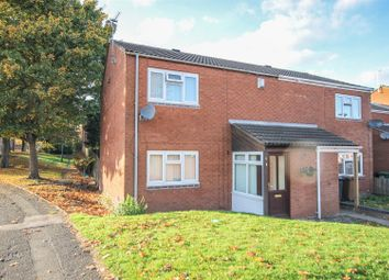 Thumbnail 2 bedroom town house for sale in Star Close, Bentley, Walsall