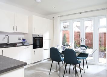 "Thumbnail 3 bedroom end terrace house for sale in ""The Studland"" at Epsom Avenue, Towcester"