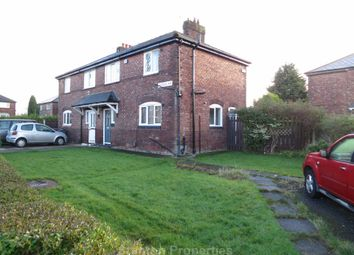 3 bed semi-detached house to rent in Woodlea Avenue, Burnage, Manchester M19