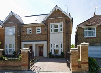 Thumbnail 5 bed semi-detached house to rent in Rosemont Road, London