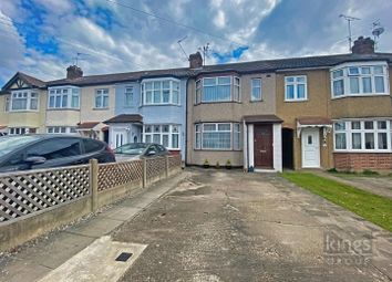 Thumbnail 3 bed terraced house for sale in Sandringham Close, Enfield