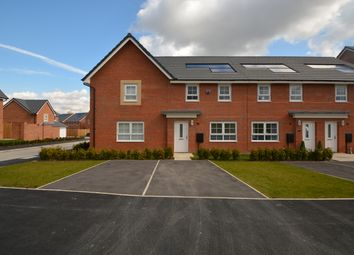 Thumbnail 3 bed town house to rent in Wisbech Close, Sandymoor, Cheshire
