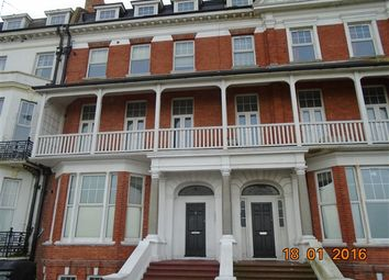 Thumbnail 1 bed flat to rent in Lewis Crescent, Cliftonville, Margate