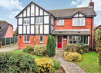 Thumbnail 4 bed detached house for sale in Meadow Bank, Adderley