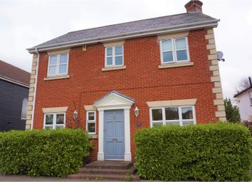 Thumbnail 4 bed detached house for sale in Greens Farm Lane, Billericay