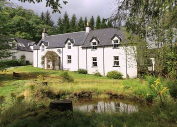 Thumbnail 5 bed detached house for sale in The Glebe, Killin
