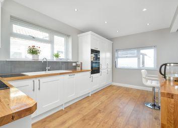 Thumbnail 3 bed semi-detached bungalow for sale in Beresford Road, Stubbington, Fareham