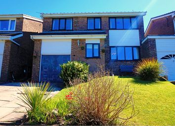 Thumbnail 4 bedroom link-detached house for sale in Rookery Close, Stalybridge
