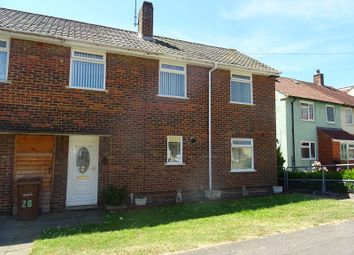 Thumbnail 4 bed end terrace house for sale in Aylesford Crescent, Gillingham, Kent.