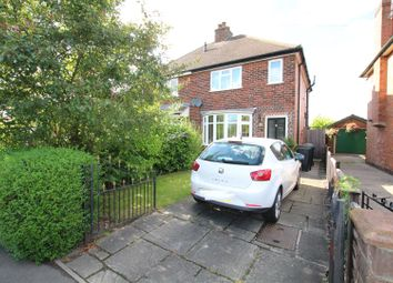 Thumbnail 2 bed semi-detached house for sale in Findern Lane, Willington, Derby