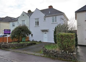 Thumbnail 3 bed semi-detached house for sale in Burcott Road, Wells