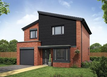 Thumbnail 4 bedroom detached house for sale in Plot 15, The Roxham, Hansons View, Kimberley, Nottingham