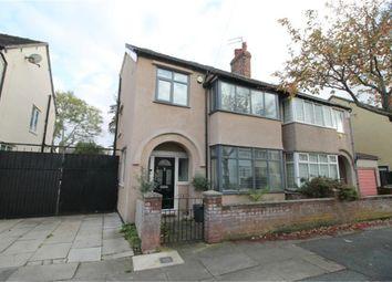Thumbnail 4 bed semi-detached house for sale in Morningside, Crosby, Merseyside, Merseyside