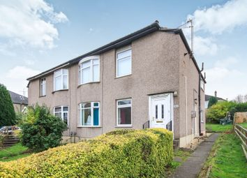 Thumbnail 3 bed flat for sale in Montford Avenue, Rutherglen, Glasgow