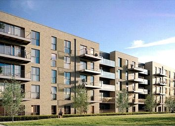 Thumbnail 1 bed flat for sale in William Booth Road, London
