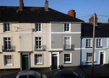 Thumbnail 4 bed terraced house for sale in The Watton, Brecon, Powys