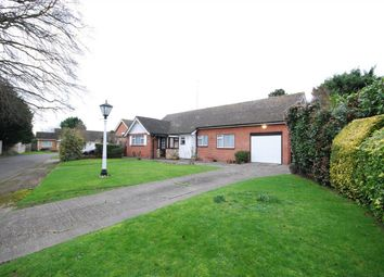 Thumbnail 3 bed detached bungalow for sale in Albert Gardens, Coggeshall, Essex
