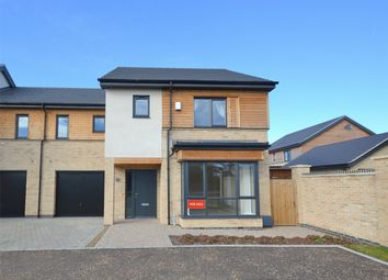 Thumbnail 4 bed semi-detached house for sale in Eaton Close, Eaton Ford, St. Neots
