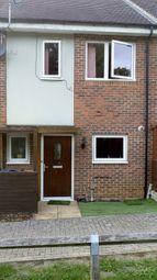 Thumbnail 2 bed terraced house for sale in Bullrush Walk, Northampton