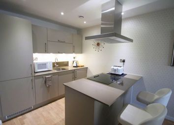Thumbnail 2 bed flat to rent in Canary Wharf Island Gardens, London